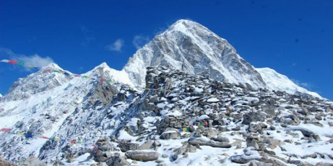 Jiri to Lukla to Everest Base Camp