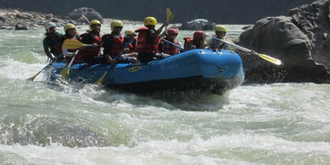 Trishuli River Rafting - 1or 2 days