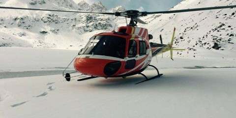 Everest Heli Tour 9 days